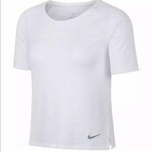Nike Miler Short-Sleeve Performance Top